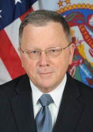 Commissioner, Larry Shellito