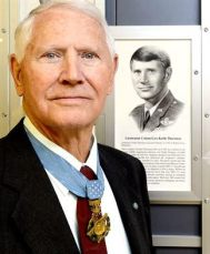 In Memory- Medal of Honor recipient, Leo Thorsness